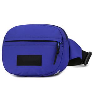 Yüksek kaliteli 18ss çanta bel çantaları unisex açık boş çanta moda trendi tasarım açık çanta ücretsiz kargo