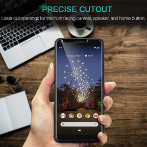 For TCL A1 A501DL LX A502DL Sonim XP8 XP5S Wiko Ride Palm Phone Anti Scratch Bubble-Free HD Screen Protector Tempered Glass Retail Package