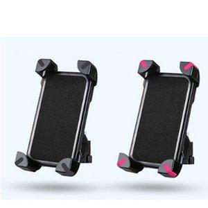 HOT-Bike Accessories Bike Bag Bicycle Bag Anti-Slip MTB Phone Holder Bike Cycling Holder 360 Rotate For 3.5-6.5 Inch Bike Baskets