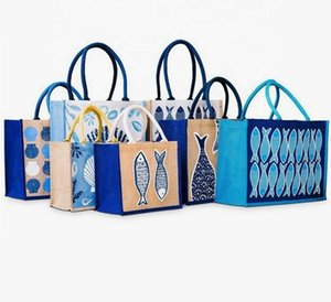 new arrival best quality bag,Eco friendly wholesale promotional Jute tote shopping burlap custom grocery design tote bags for gift