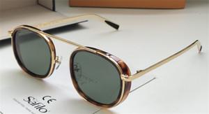 nuovi occhiali da sole dello stilista per gli uomini LANAI 2341 piccola cornice design moderno e la strada stili UV400 lenti degli occhiali di protezione esterna