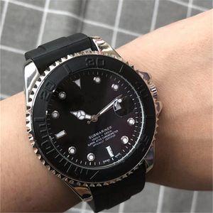 Novo relógio de silicone top de luxo dos homens da moda designer popular relógio de quartzo à prova d 'água esportes dos homens militares relógio preto reloj muje