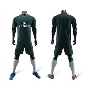 رخيصة تصميم بسيط الصيف كم قصير قميص ريال مدريد برشلونة صانع رياضية لكرة القدم لكرة القدم جيرسي مخصص
