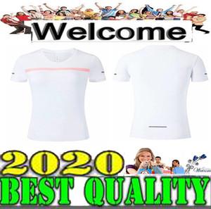 beste Qualität Damen Kurzarm-T-Shirt 3 Farben Weiß, schwarz, grün Trainingsweste Trainingskleidung Laufen Jogging Größe S-XL