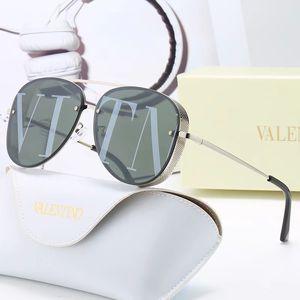 2019 lunettes de soleil pour Medusa concepteur métal mens cerclées de mode lunettes de soleil hommes femmes lunettes de corne de buffle de les lunettes