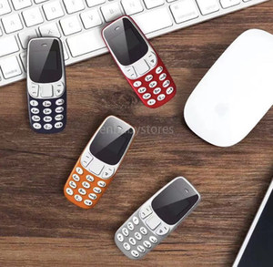 Phone L8star Bm10 Mini Low Radiation Bluetooth Assembles Can Plug In 2 Sim Card To Make A Phone Call
