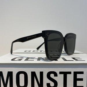 Yeni GM Radharani'de 01 İÇİN kare kare gözlükler takılması Klasik Aviator Güneş Gözlüğü% 100 UV koruması Flatba boy art