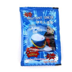 Chrismas artificial neve em pó show window decoração brinquedos para crianças floco de neve inchaço fontes do partido festival 08