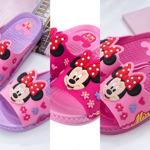 KVd7t Sandals baby. shoes cartoon Children children Sandals children's slippers slippers wear-resistant anti-slip men women children's shoes