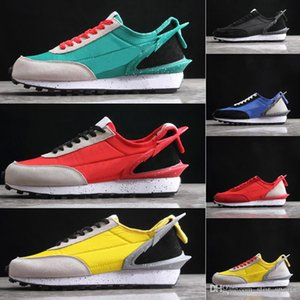 Mens Designer Sneakers UNDERCOVER x Showroom Waffle Racer Jun Takahashi Sports Running Shoes Trainers Classic Athletic shoes Eur40-45