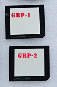 20 PCS LOT Screen Lens For Gameboy Pocket for GBP Replacement Glass Screen Protector