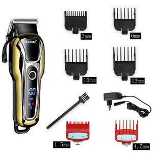 Top sale Barber shop hair clipper professional hair trimmer for men beard electric cutter hair cutting machine haircut cordless corded
