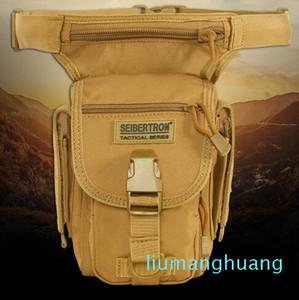Seibertron талия сумки водонепроницаемый Молл тактические талии сумки карман мешок ноги крест над Waistpacks ножка Велоспорт открытый сумки