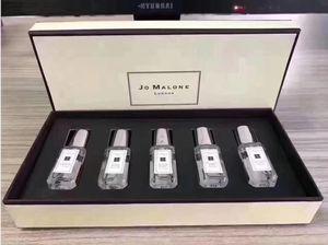 2020 top delle vendite per Natale Top Quality! Jo Malone London 5 odore tipo profumo 9 ml * 5 top trasporto libero di qualità