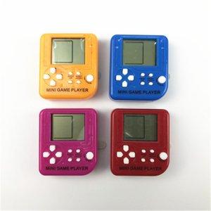 pequeno mini crianças Ultra Tetris Jogo de jogos portátil jogadores de console de LCD crianças clássicos brinquedos educativos eletrônicos frete grátis