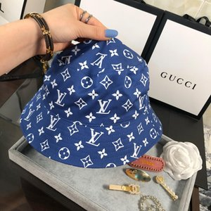 Brand Designer Cotton Letter Luxury Bucket Hat For Mens Womens Foldable Caps Fisherman Beach Sun Visor Sale Folding Man Cap BB186