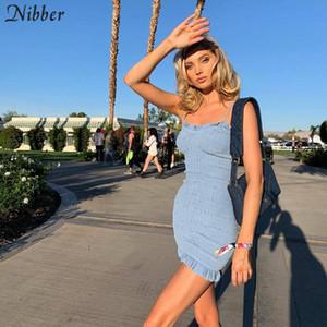 лето Элегантный клуб Bodycon мини-платья женские пляж досуг отпуск вечеринка ночь зашнуровать натяжного Тонкий мягкий платье Mujer S-L