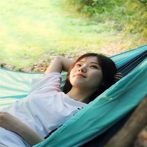 Xiaomi Youpin Zaofeng Hammock 300kg Bearing esterna paracadute campeggio Hanging Sleeping swing letto portatile per Strada Viaggi Viaggio 3007