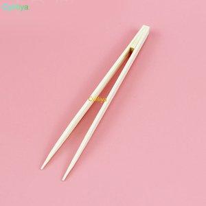 15cm antiestático libre de polvo de bambú cuspidales Pincette recta Herramienta Electrónica cabeza pinzas de la pinza para el teléfono Repairment