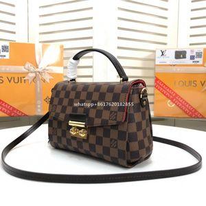 lussoprogettista donne top dal design di lusso borse della borsa delle donne sacchetto di alta qualità Vera Pelle Famous Brand Tote della borsa libera la nave