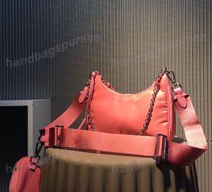 2020 NUEVO Re Edición bolsos de hombro de las mujeres billetera de nylon redition bolsos más vendido bolsas bolsos de Crossbody del Hobo