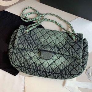 Designer de luxo Bolsas designer bolsas Bandoleira Sacos Moda Top Quality famosa marca Mulheres Cadeia Ombro 30 centímetros Bag Gradiente de cor