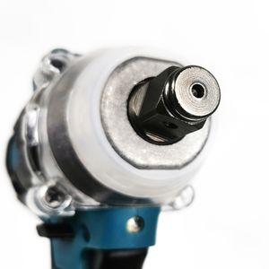 Brushless PRACMANU 18V elettrico ricaricabile Impact 1/2 chiave a bussola Power Tool Cordless Senza Batteryaccessories Y200323