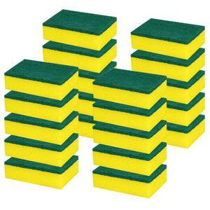 Heavy Duty Multi Use Reinigung Schwämme reiben Nicht-Scratch Magic Eraser Sponge Scrubbing Dish Schwämme für Küchen / Bad DHA465