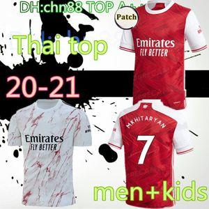tahi Arsen soccer jersey 20 21 PEPE NICOLAS CEBALLOS HENRY GUENDOUZI SOKRATIS MAITLAND-NILES TIERNEY 2020 2021 football shirt Men + Kids kit