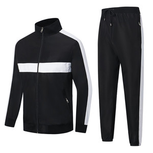 Франция бренд нашивки Мозаика Дизайнерские Мужские костюмы survetement Pour Homme осень зима мужская спортивная куртка молния кардиган мужской пиджак