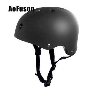 Les enfants adultes roller casque de planche à roulettes ABS + EPS sécurité de haute qualité Poulie ski équitation équipement de vélo 2018