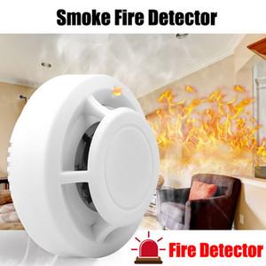 ارتفاع الحساسة مستقر مستقل إنذار كاشف الدخان الرئيسية إنذار لاسلكي الأمن كاشف الدخان الاستشعار معدات الحريق