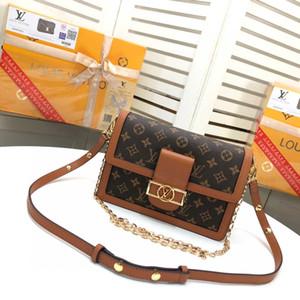 louis vuitton Lv fY borse del progettista di marca lou lou borsa di lusso delle donne del progettista di pecora vera pelle Y marchio della catena borsa borsa tracolla ntr