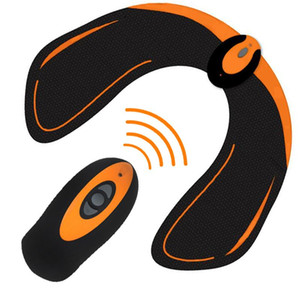 EMS Kablosuz Uzaktan Kalça Trainer USB Elektrik Kas Stimülasyon Spor Sesleri Kalçalar Butt Toner Kaldırma Zayıflama Masaj