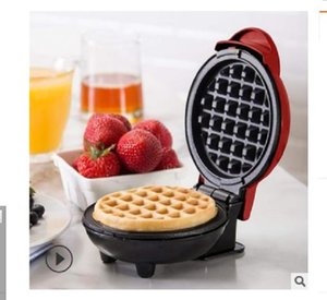 2020 HOT SALE MIN MAKE WAFFLE Mini waffle machine Children's home baking machine multifunctional cake machine