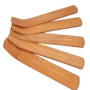 free shipping 1000pcs Natural Plain Wood Wooden Incense Stick Ash Catcher Burner Holder Incense Stick Holder Home Decor Free Shipping