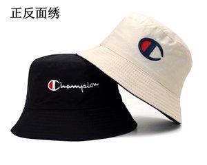 New Arrival Fashion Bucket Hat For Mens Womens Foldable Fishing Caps Black Fisherman Beach Sun Visor Sale Folding Man Bowler Cap
