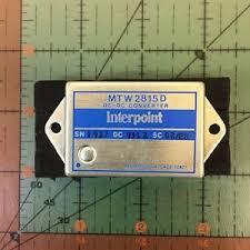inter point dc-dc converter high reliable hybrid cebric MTW2805S