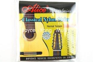 Alice Ac1032c Limpar Nylon 10 -String Classical 1º cordas da guitarra -10th Cordas frete grátis grosso