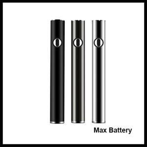 Original Itsuwa Amigo Max 380mAh VV Preheat Battery 510 Thread Battery Vape Pen Batteries For All 510 Thread Thick Oil Cartridges