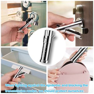 Portable Zero Contact Multifunction Avoid Contact Elevator Public Reaching Assist Tool Hand Free Small Safety Press Public door starter