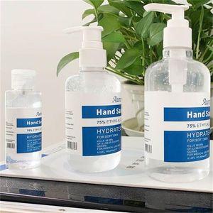24 horas envían 60ml Aurora siruini desinfectante de manos a proteger la piel 60ml 250ml 300ml desechable desinfectante de la mano portátil de desinfección de pulverización de líquidos