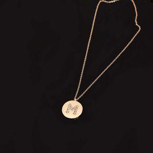 collar Collares carta masculino Zirconia joyería helado circón aleación de la manera Micro Pave hip hop bling de cadenas para la fiesta de cadenas de alta calidad al po