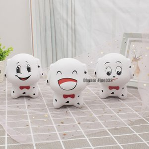 Squishy Dalmatian Squishies Toy 3 Modelos Nuevo PU Dog Squeeze Slow Rebound Adult Descompresión Toy Kids Toys