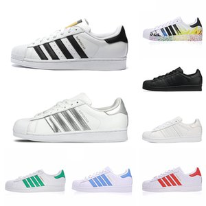 superstar men women platform sneakers casual leather shoes superstars 80s pride super star triple black white mens trainers sports runners
