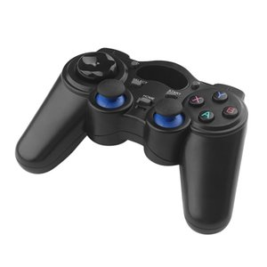 2.4GHz Wireless Game Pad Joypad Controlador Handle Gamepad Joystick Sem OTG Converter para Windows Para Android