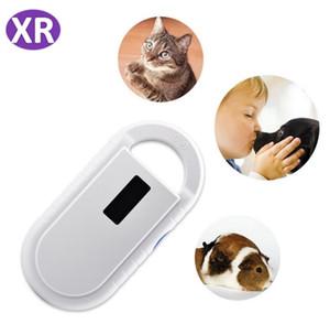 دي إتش إل / فيديكس MINI USB ISO11784 / 11785 134.2khz RFID الحيوان بطاقة قارئ LF 125-134.2khz يده FDX-B الحيوانات الأليفة الحيوانات رقاقة الماسح الضوئي ل PET