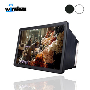 Handy Video Screen Magnifier Verstärker Expander Ständer Halter für 3D Movie Display-Phone Screen Magnifier für Smart Phone