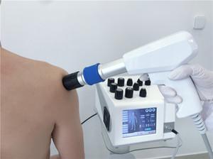 Ortopedia riabilitazione Shockwave Apparecchiatura di terapia professionale Shockwave della macchina di terapia di alta pressione max a 6 bar