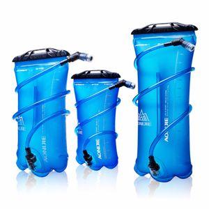 AONIJIE TPU Water Bag Men Women Outdoor Sport Hydration Bladder Riding Running Camping Folding Water Holder 1.5L 2L 3L